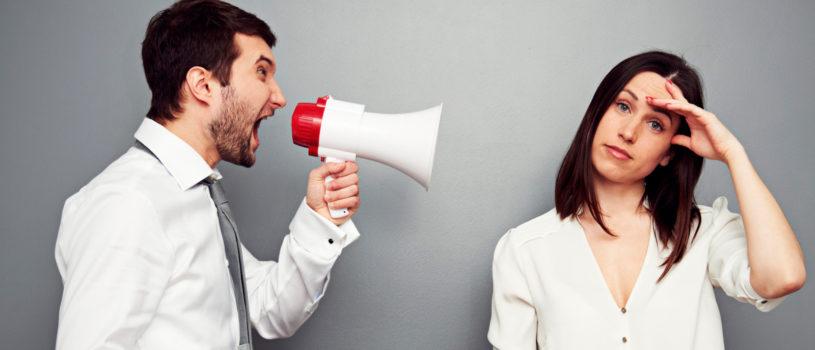 Почему мы не слышим друг друга?
